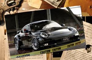 Porsche 911 Mafia by Rugy2000