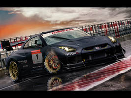 Nissan Skyline GT-R -Test Car- by Rugy2000