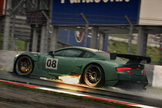 Aston Martin dbs Gt