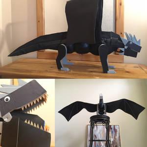 Planet of Dragons: Mountainwing Dragon (2)