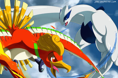 Heart Gold and Soul Silver by Jiayi