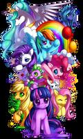 MLP: Friendship is Magic