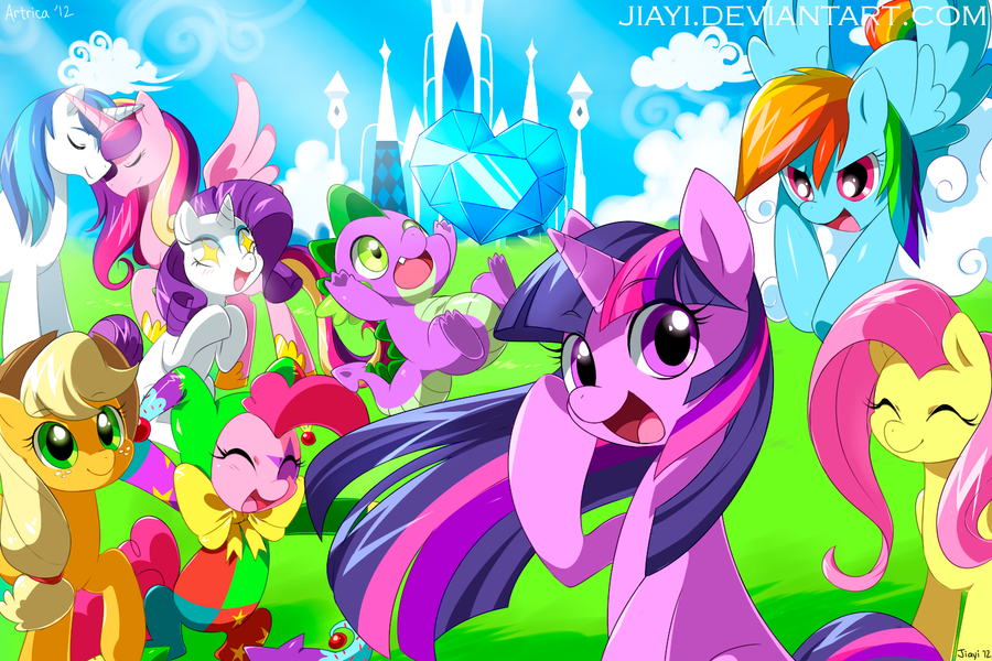 MLP Season 3! by Jiayi
