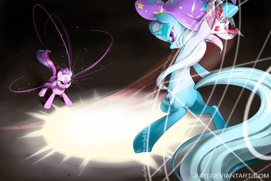 Magic Duel by Jiayi