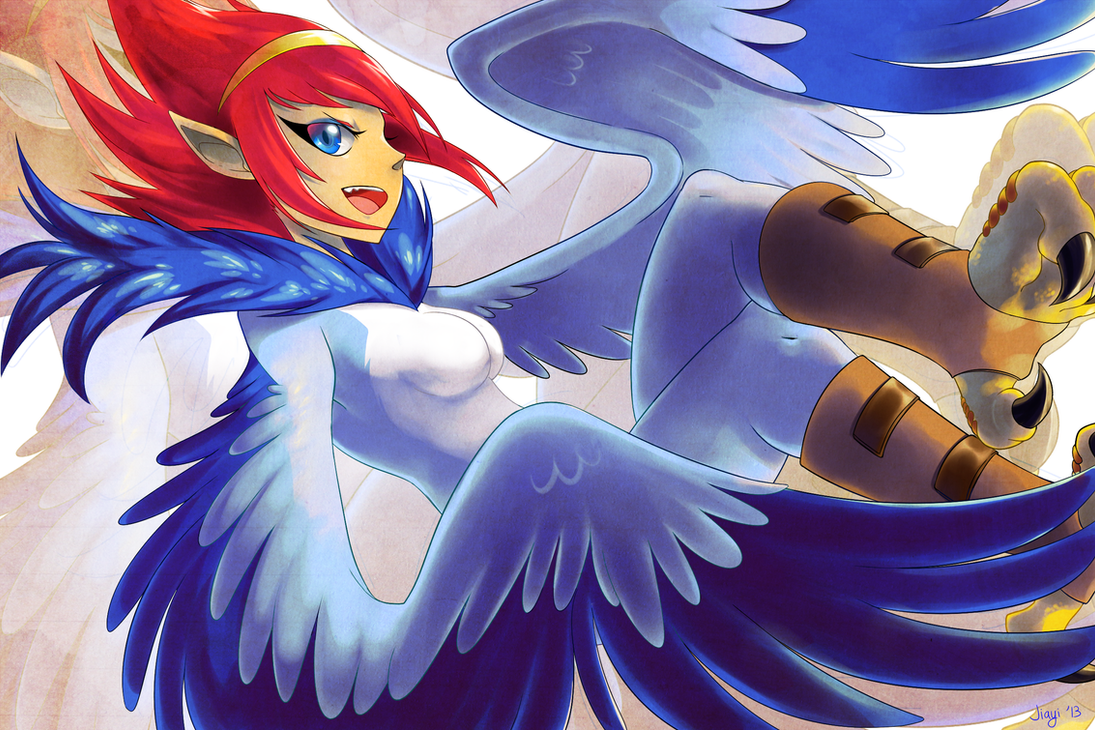 Legendz Harpy by Jiayi