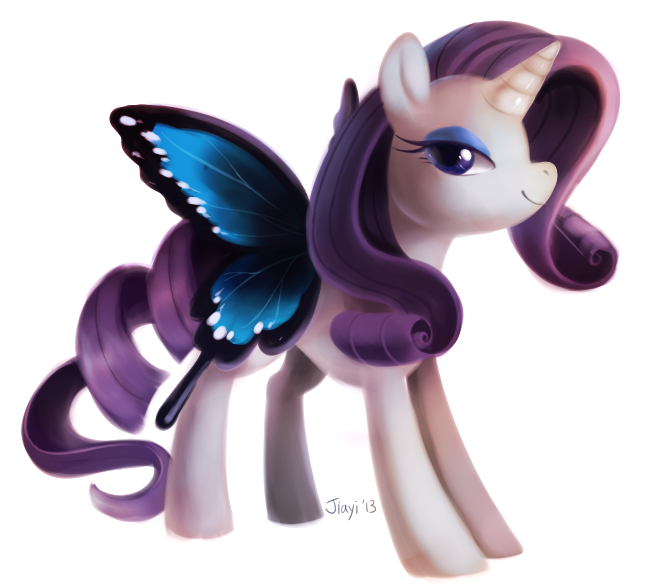 Butterfly Rarity by Jiayi
