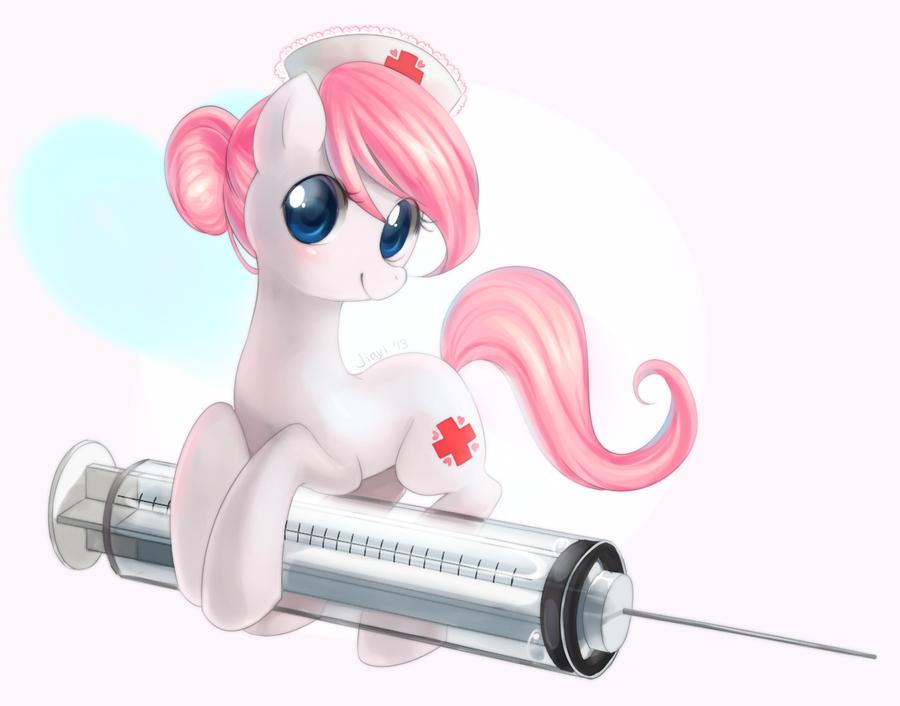 Nurse Redheart by Jiayi