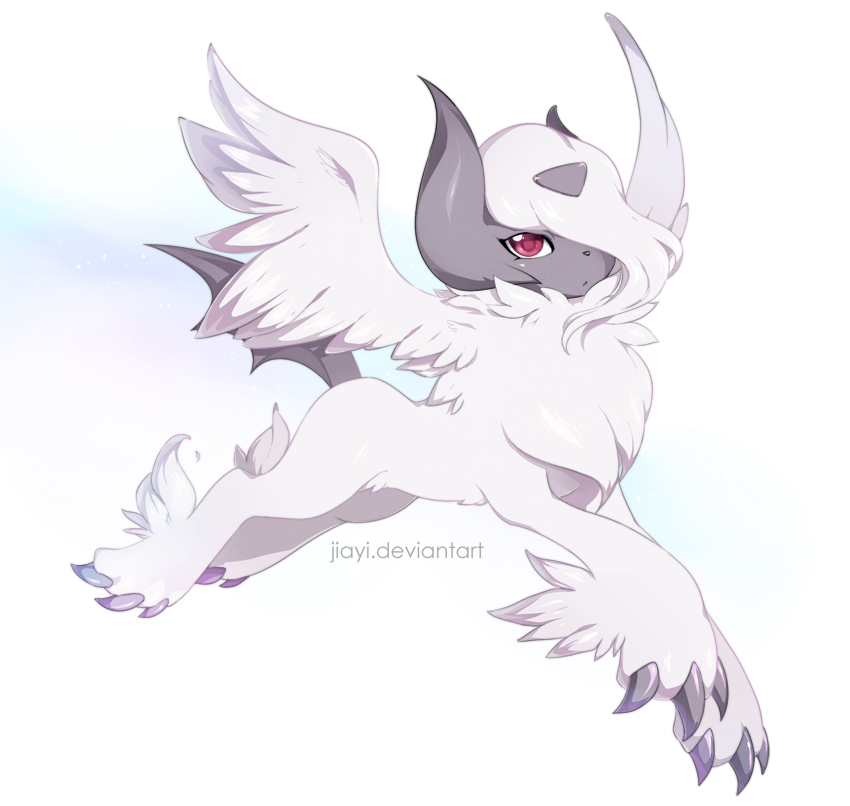 Pok mon x and pok mon y introduce mega evolutions like - Absol evolution ...