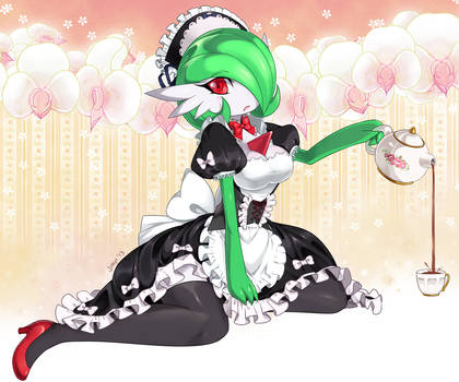 Gardevoir Maid