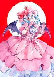 Remilia Scarlet - Blood Moon
