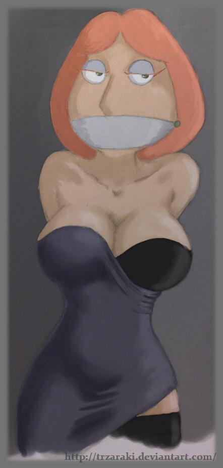 Lois lane bondage