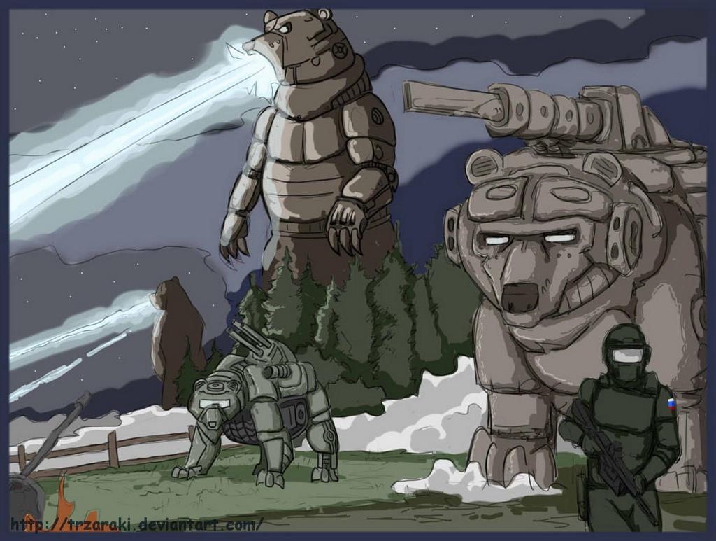 Army by TRZaraki