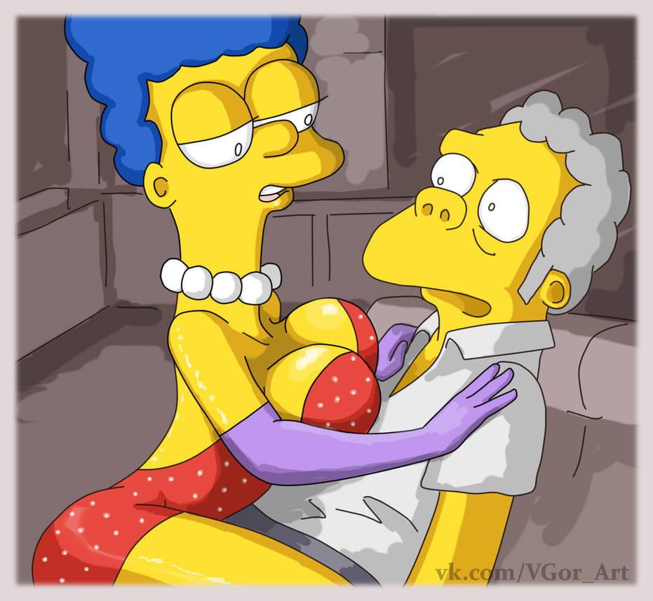 Jessica + Marge by TRZaraki