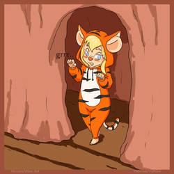 Tiger ver 2.0 by TRZaraki