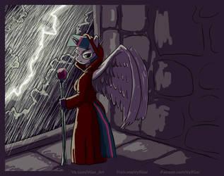Twilight Sparkle by TRZaraki