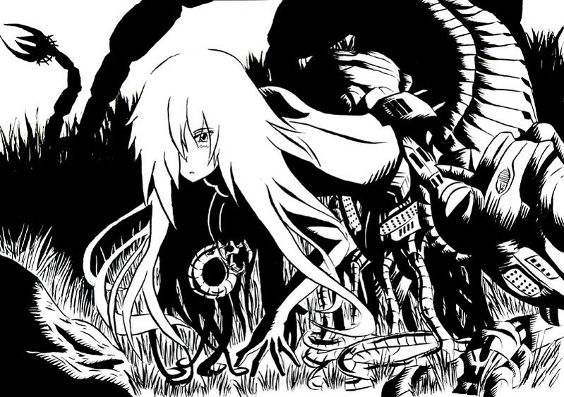 monster girl manga