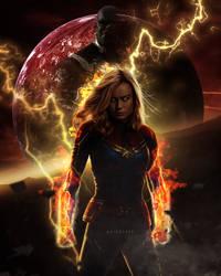 Avengers: 4 Captain Marvel