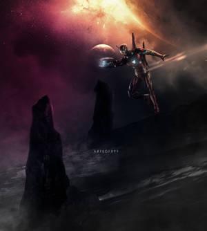 Thanos the Iron Man will kick your ass