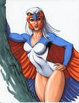 Sorceress 26 by Scott Dalrymple
