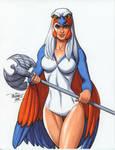 Sorceress 29 by Scott Dalrymple