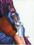 Sorceress 30 by Scott Dalrymple