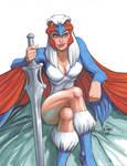 Sorceress 31 by Scott Dalrymple