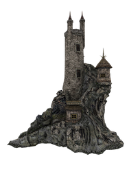 Wizard's Tower - Stock by HBKerr