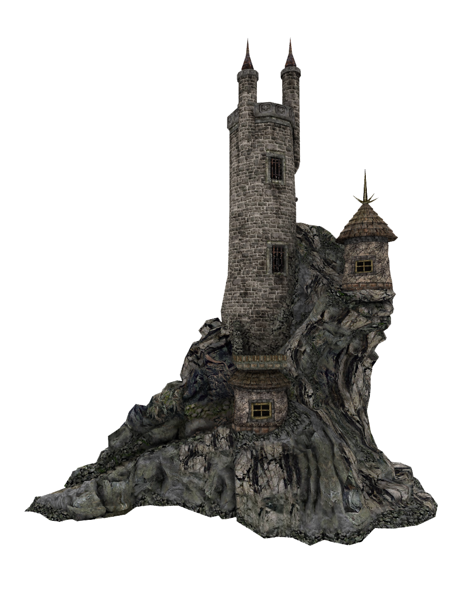 Wizard's Tower - Stock