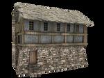 Fantasy Building - Stock