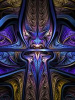 Sacred Visions by HBKerr