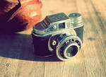 New. Camera Mini.