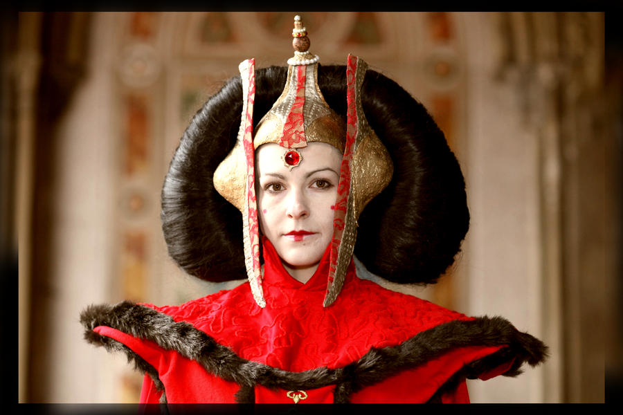 Queen Amidala by Cosmic-Empress