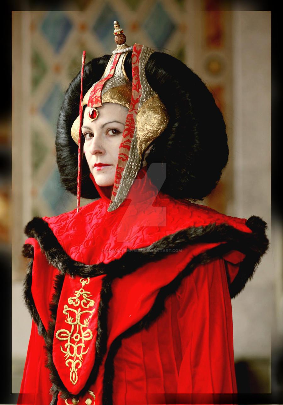Queen Amidala Cosplay by Cosmic-Empress on DeviantArt