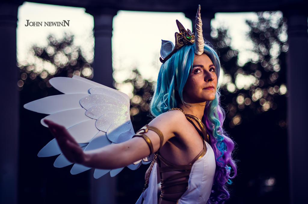 Princess Alicorn by Cosmic-Empress