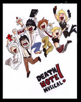 death note musical by EatToast