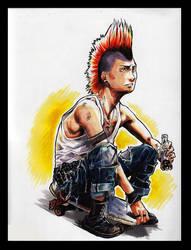punk by EatToast