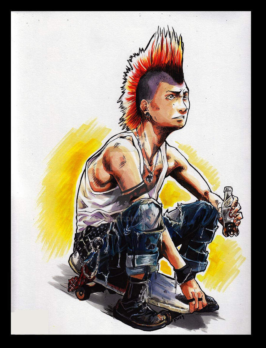 punk by EatToast