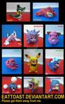ugly pokemon series 2