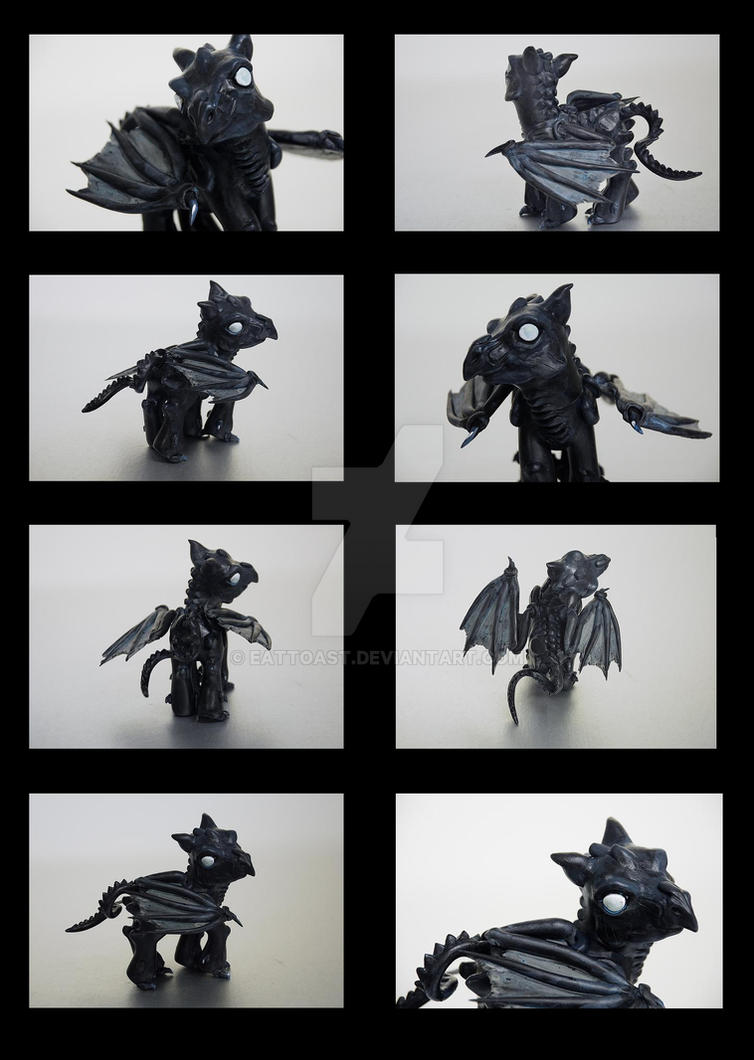 My Little Thestral by EatToast