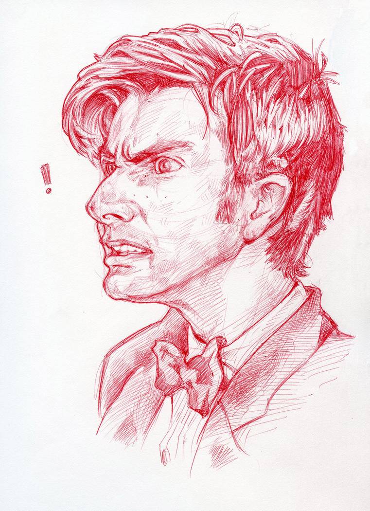 David Tennant by EatToast