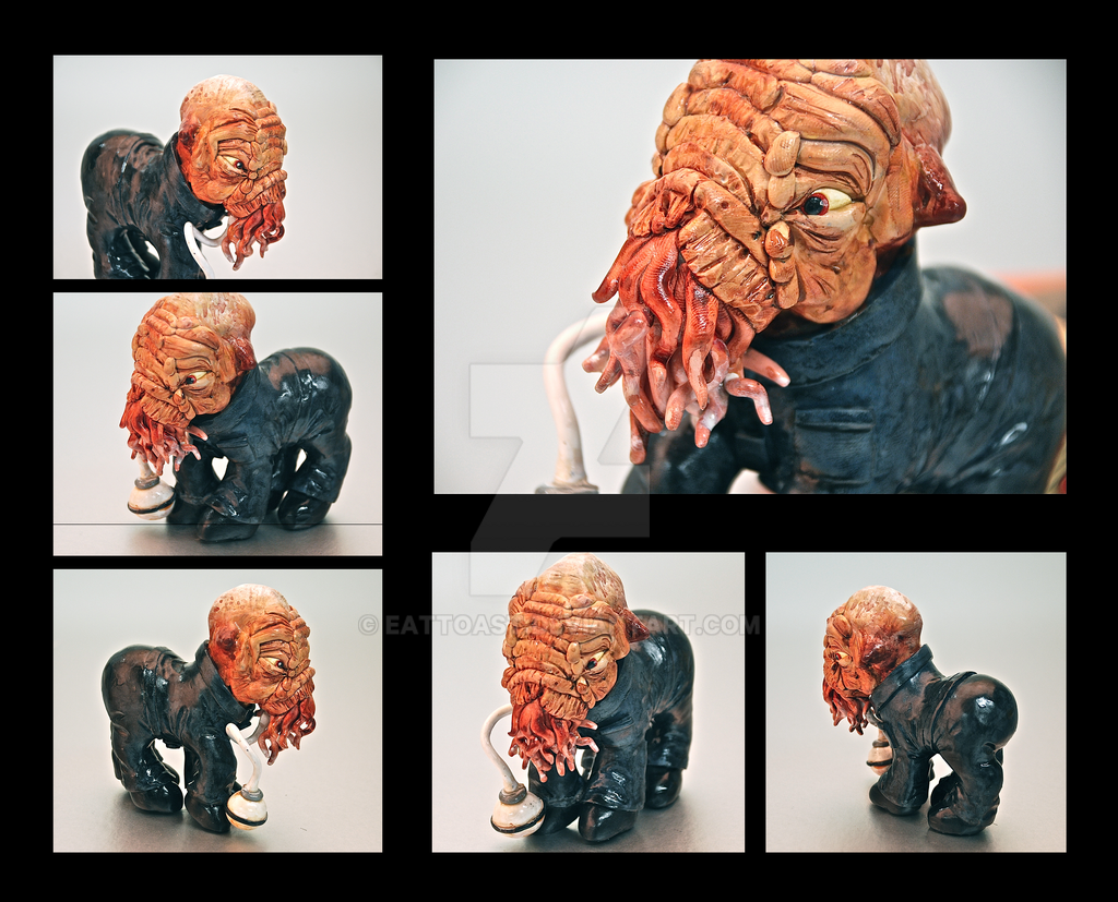 My Little Ood details by EatToast