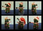 Christmas Daleks