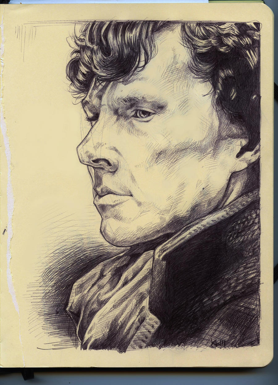 Sherlock by EatToast