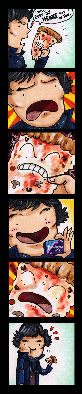 Heart Burn by EatToast