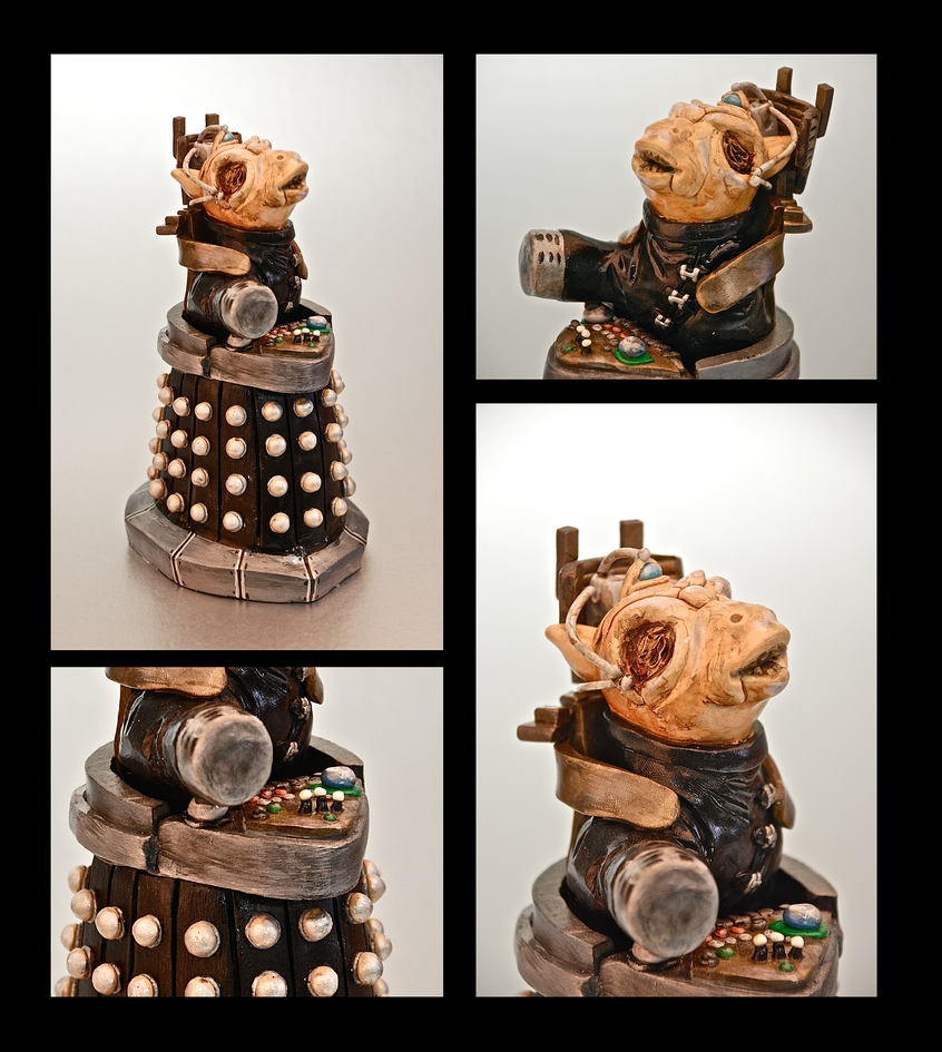 My Little Davros by EatToast