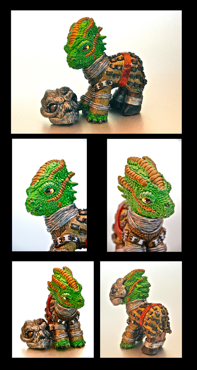 My Little Silurian by EatToast