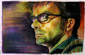 Tenth Doctor by EatToast