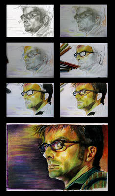 Colored Pencil Tutorial Thing