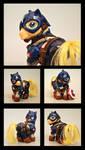 Captain America Pony