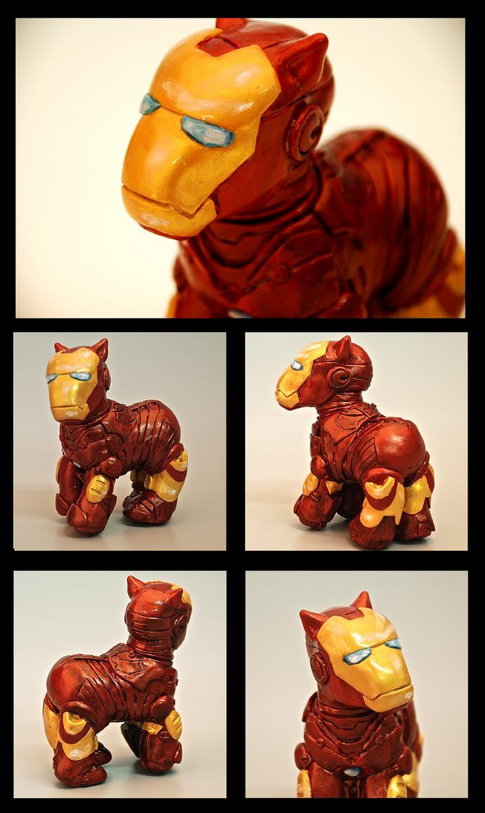 Iron Pony by EatToast